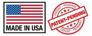 Made in USA and Patent Pending